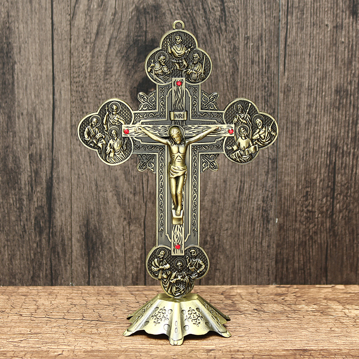 Church Relics Crucifix Jesus Christ Wall Cross