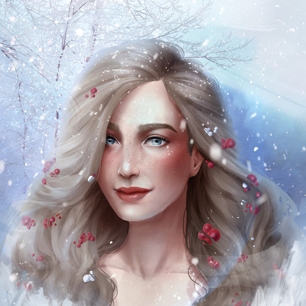 Winter Wonderland Woman Collection