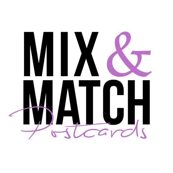 Mix and Match - Postcards