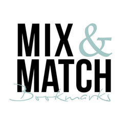 Mix and Match - Bookmarks