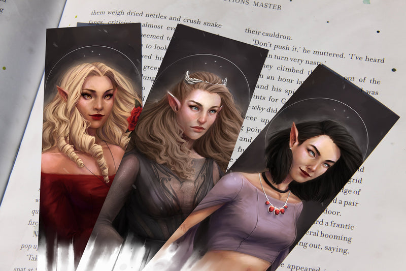 ACOTAR GIRLS Collection