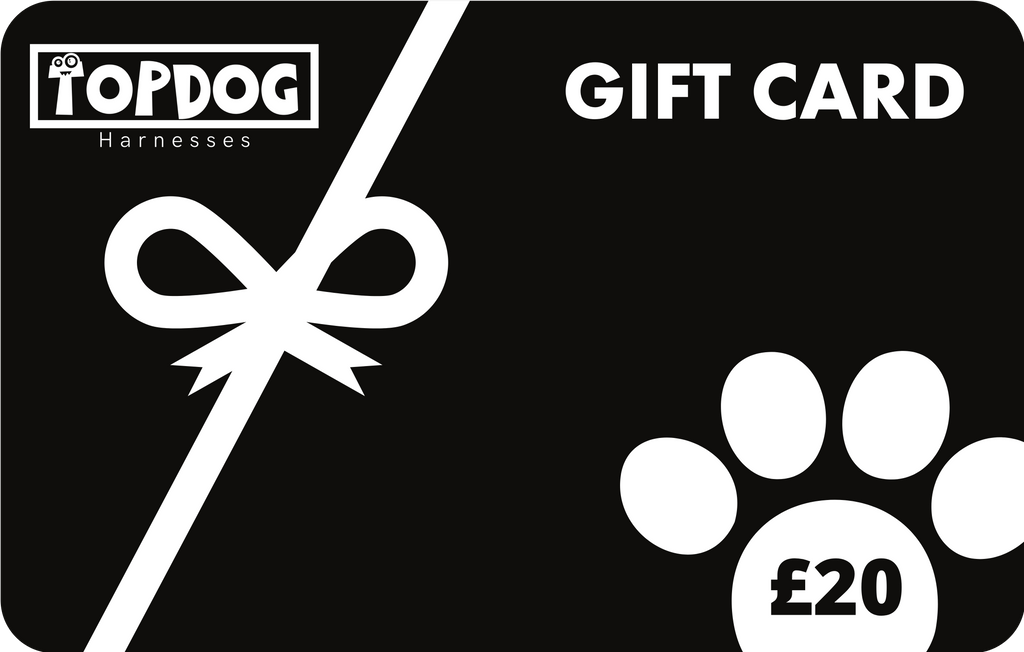 £20 Gift Card - TopDog Harnesses