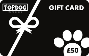 £50 Gift Card - TopDog Harnesses