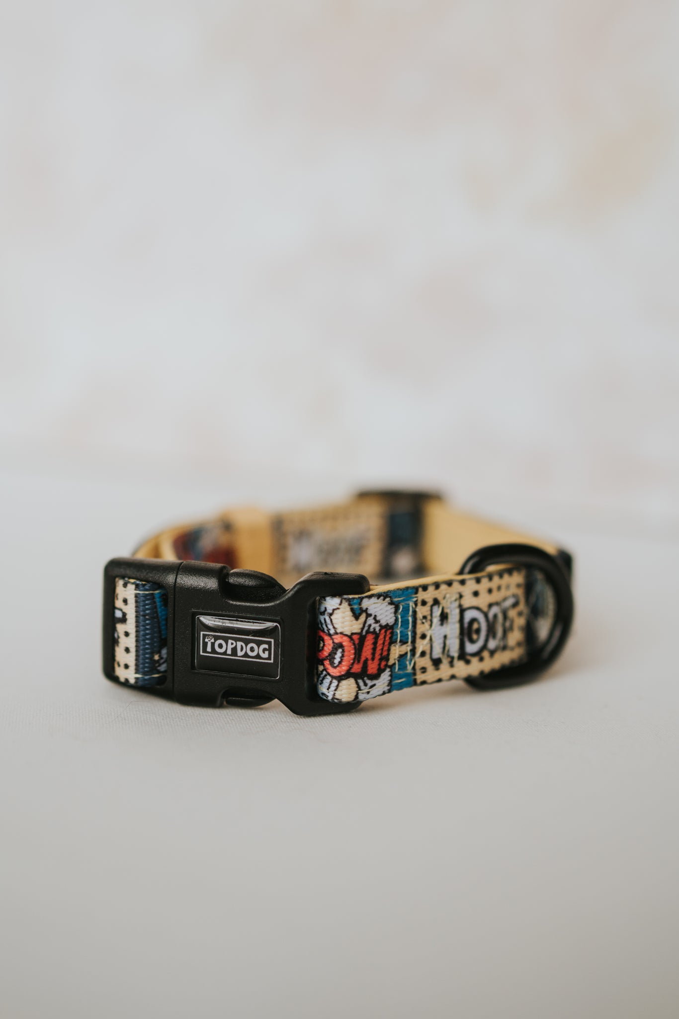 Dog Collar - Little Hero - TopDog Harnesses