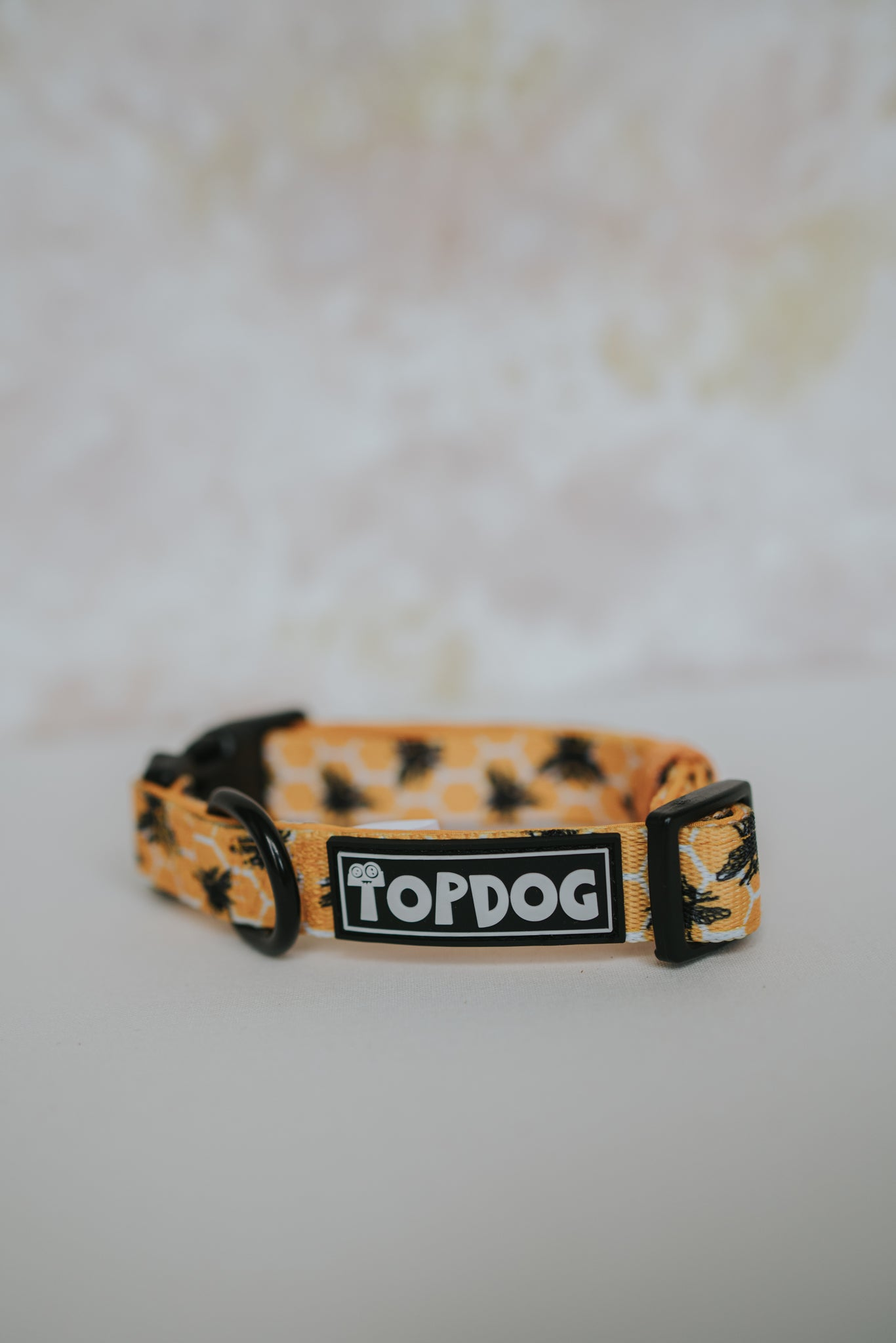 Dog Collar - Bee Kind