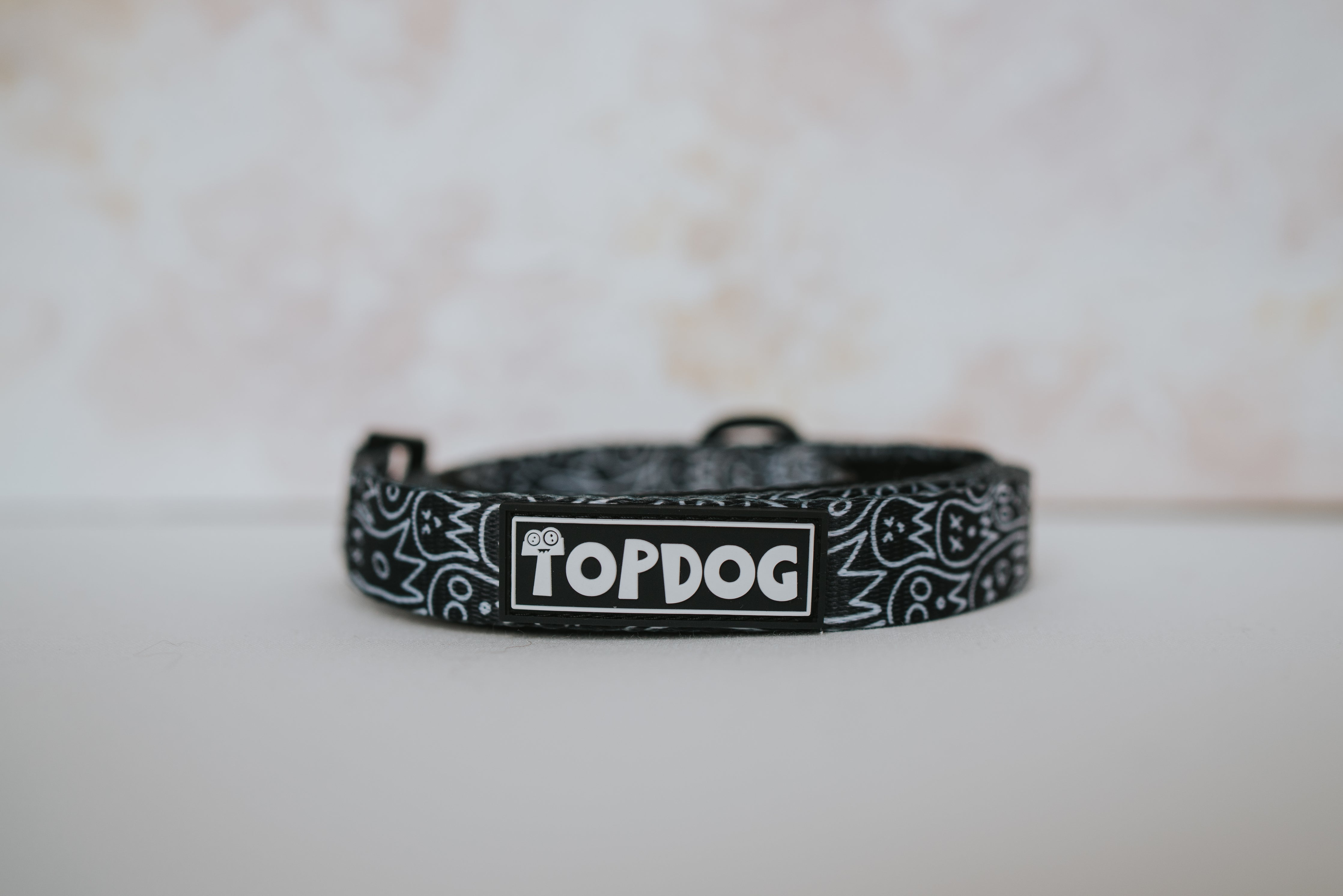 Matching Lead - SQUAD GHOULS - TopDog Harnesses