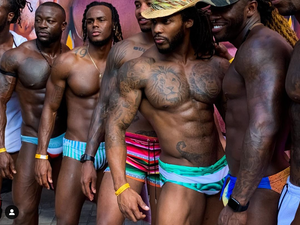 THE SEXIEST MEN'S SWIMWEAR