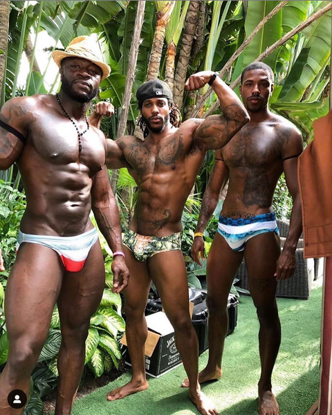 OUTFAIR.COM MENS SWIMWEAR AND UNDERWEAR, GAY PRIDE