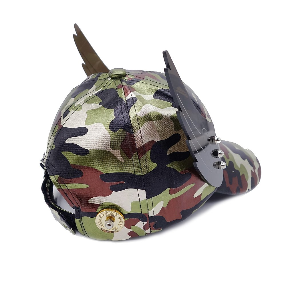 Camouflage Wing Hat