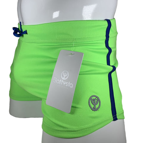 NEON Commando Stretch Short Shorts | SHORTS | BATTYSTA | OUTFAIR