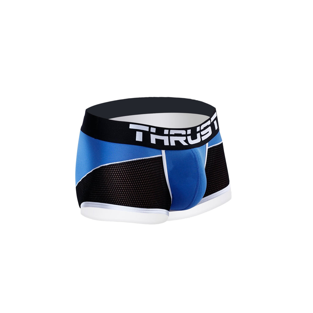 Thrust Boxer Brief Blue