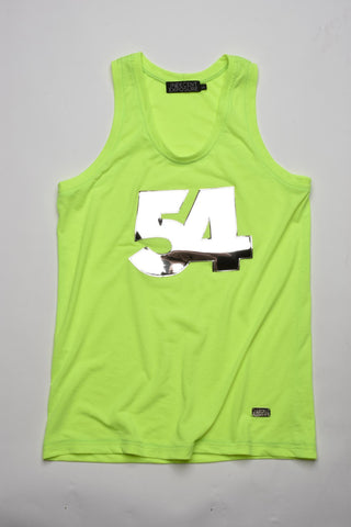 NEON 54 MIRROR TANK TOP |  TANK TOP | INDECENT EXPOSURE | OUTFAIR