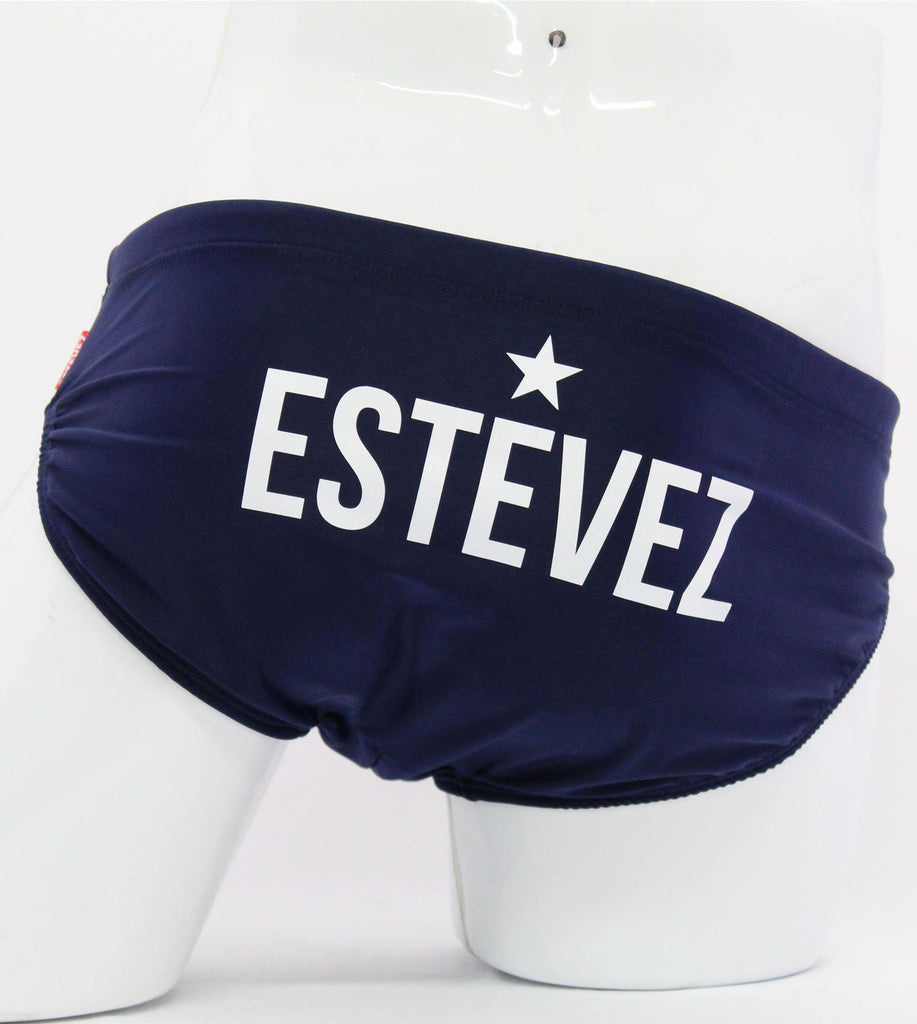 ESTEVEZ BLUE BRIEF