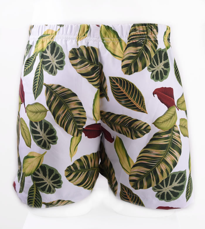LEAVES SHORTS