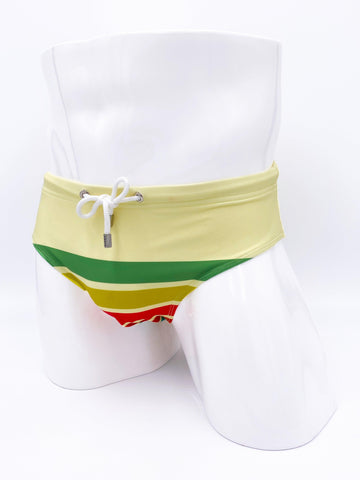 The Carlyle Swimsuit Brief | SWIMWEAR | KBAYO | OUTFAIR