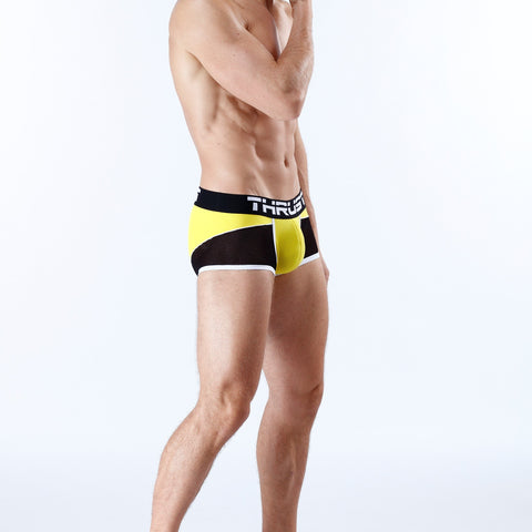 Thrust Boxer Brief Yellow