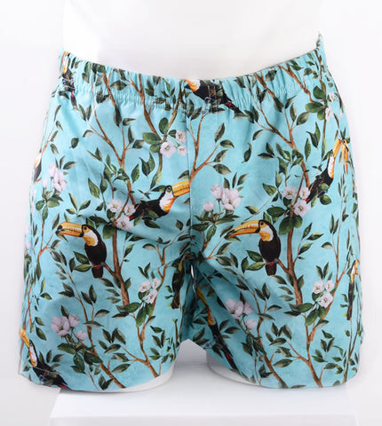 TOUCAN SHORTS | SHORTS | JCASTELL | OUTFAIR | outfair.myshopify.com