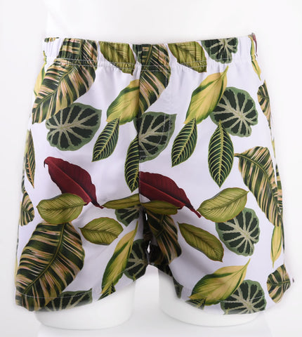 LEAVES SHORTS | SHORTS | JCASTELL | OUTFAIR | outfair.myshopify.com