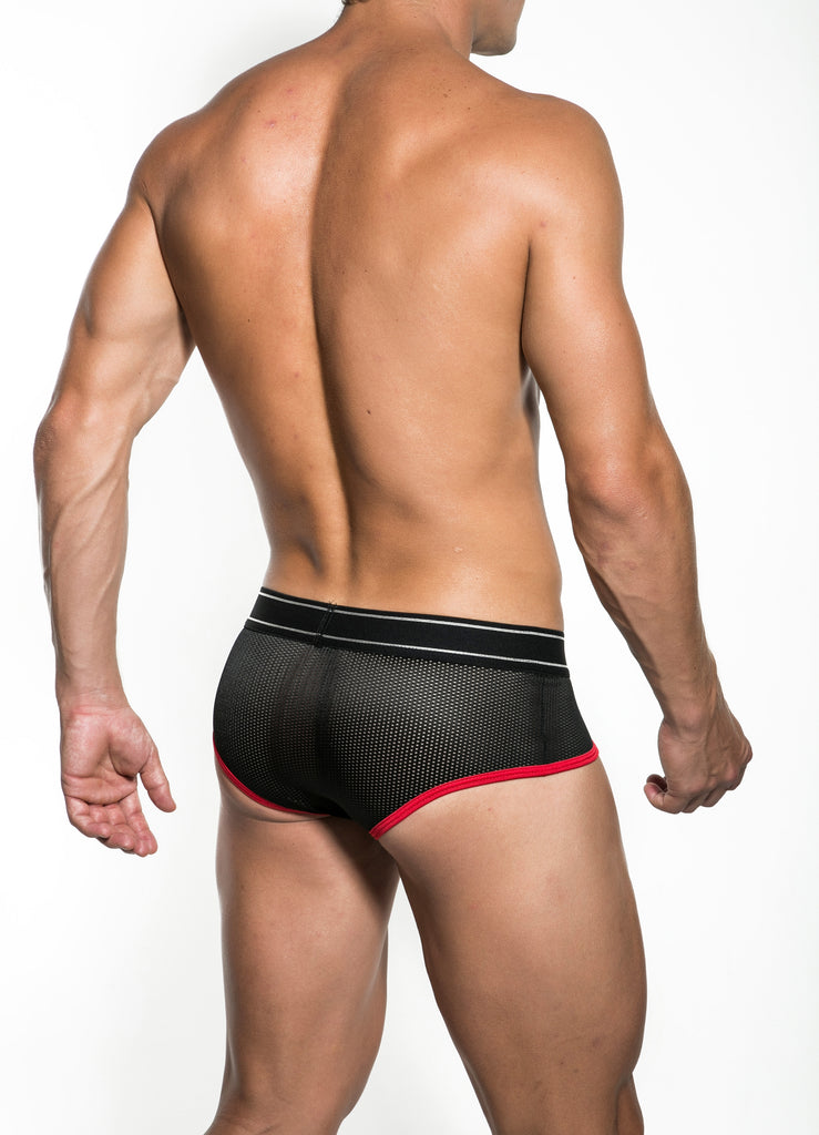 Black Divo Latin Brief
