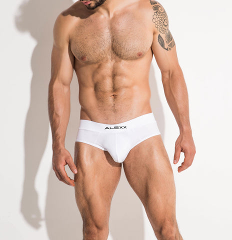 Handsome Brief White | UNDERWEAR | ALEXX | OUTFAIR