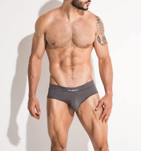 Handsome Brief Grey | UNDERWEAR | ALEXX | OUTFAIR