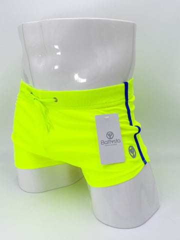 Ultra Neon Commando Stretch Short Shorts | SHORTS | BATTYSTA | OUTFAIR
