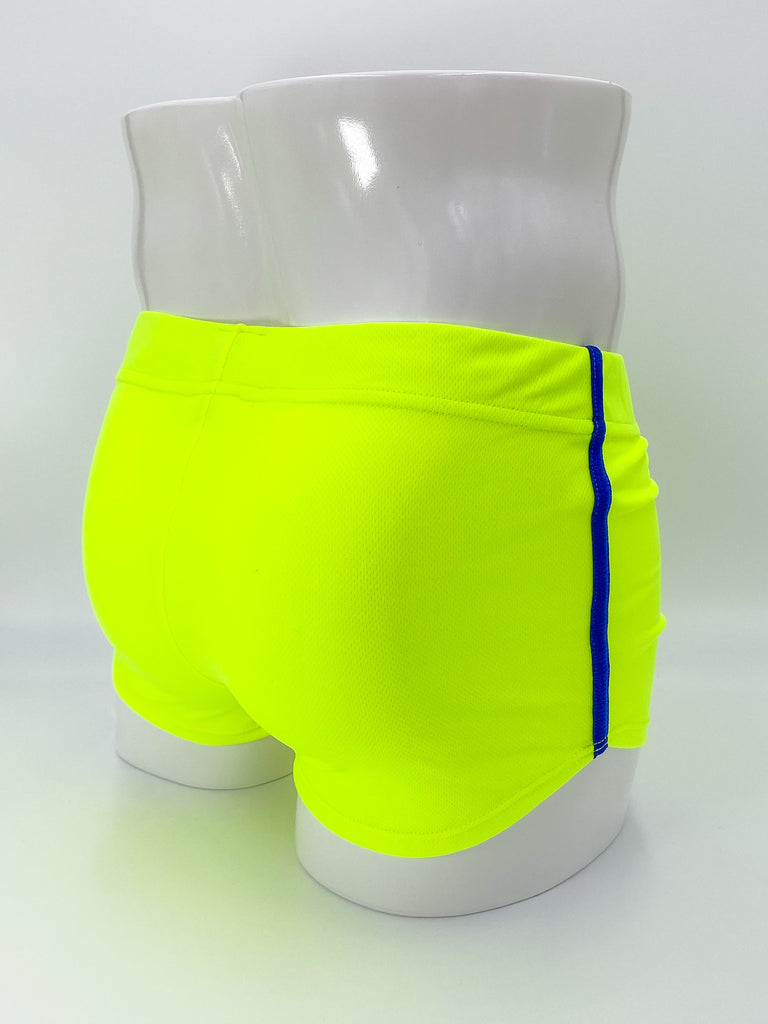 Ultra Neon Commando Stretch Short Shorts