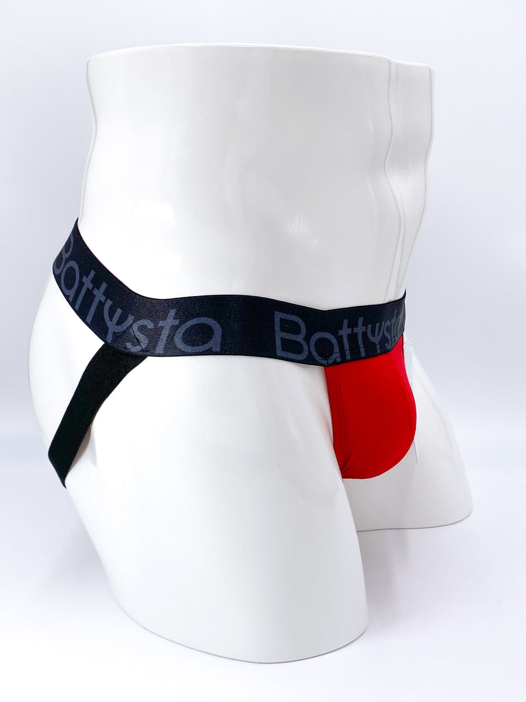 Mapple Red Jockstrap