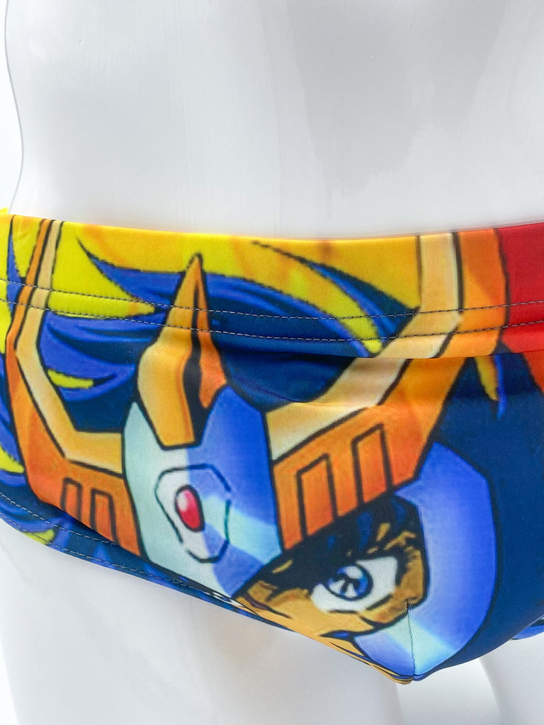 Golden Knight Briefs