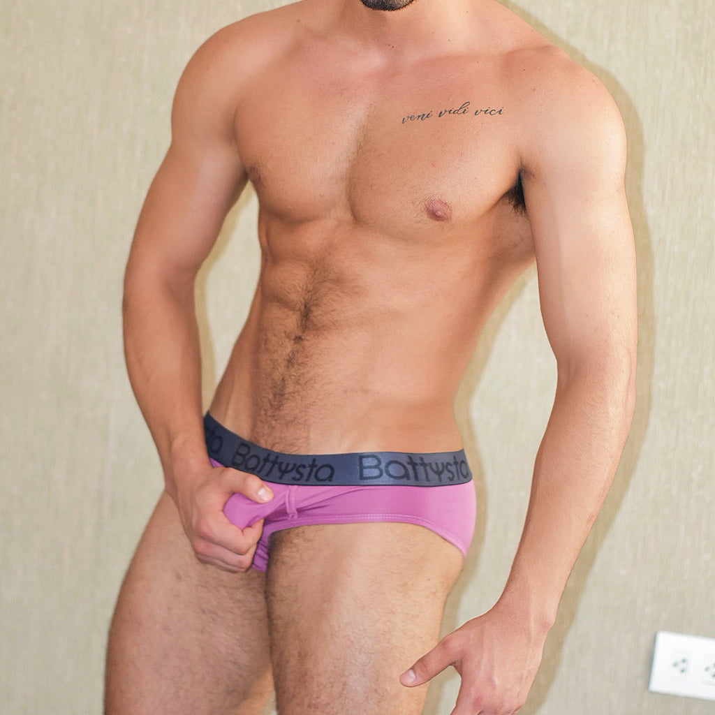 Purple Brief Jocks