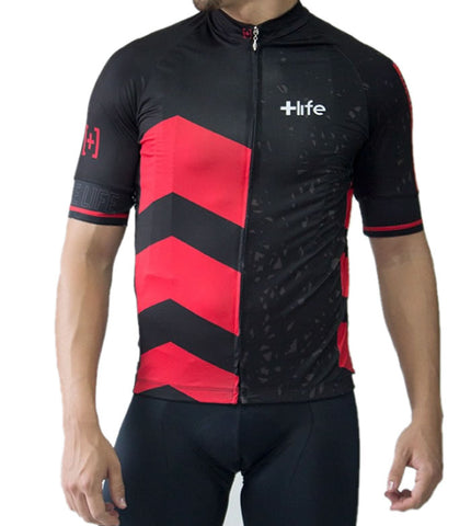 RED ARROWS - Mens Cycling Jersey | CYCLING JERSEY | MORE LIFE | OUTFAIR