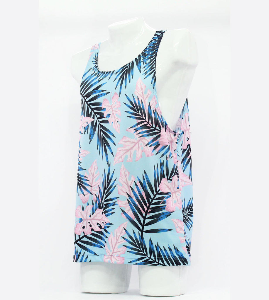 Blue Forest Tank Top