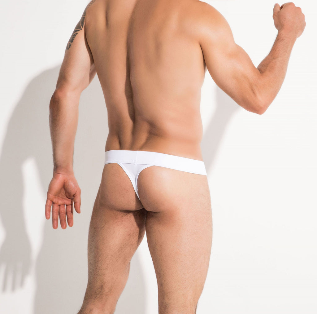 Tangy Thong White
