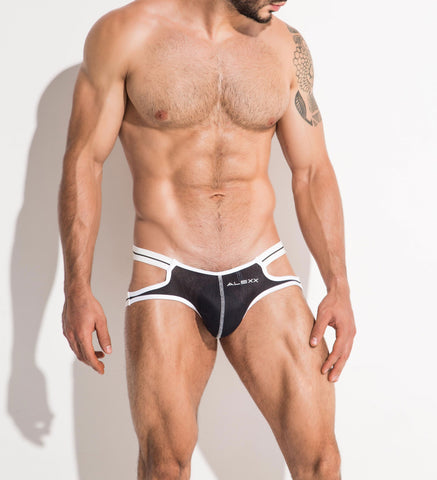 Tasty Jockstrap Black | UNDERWEAR | ALEXX | OUTFAIR