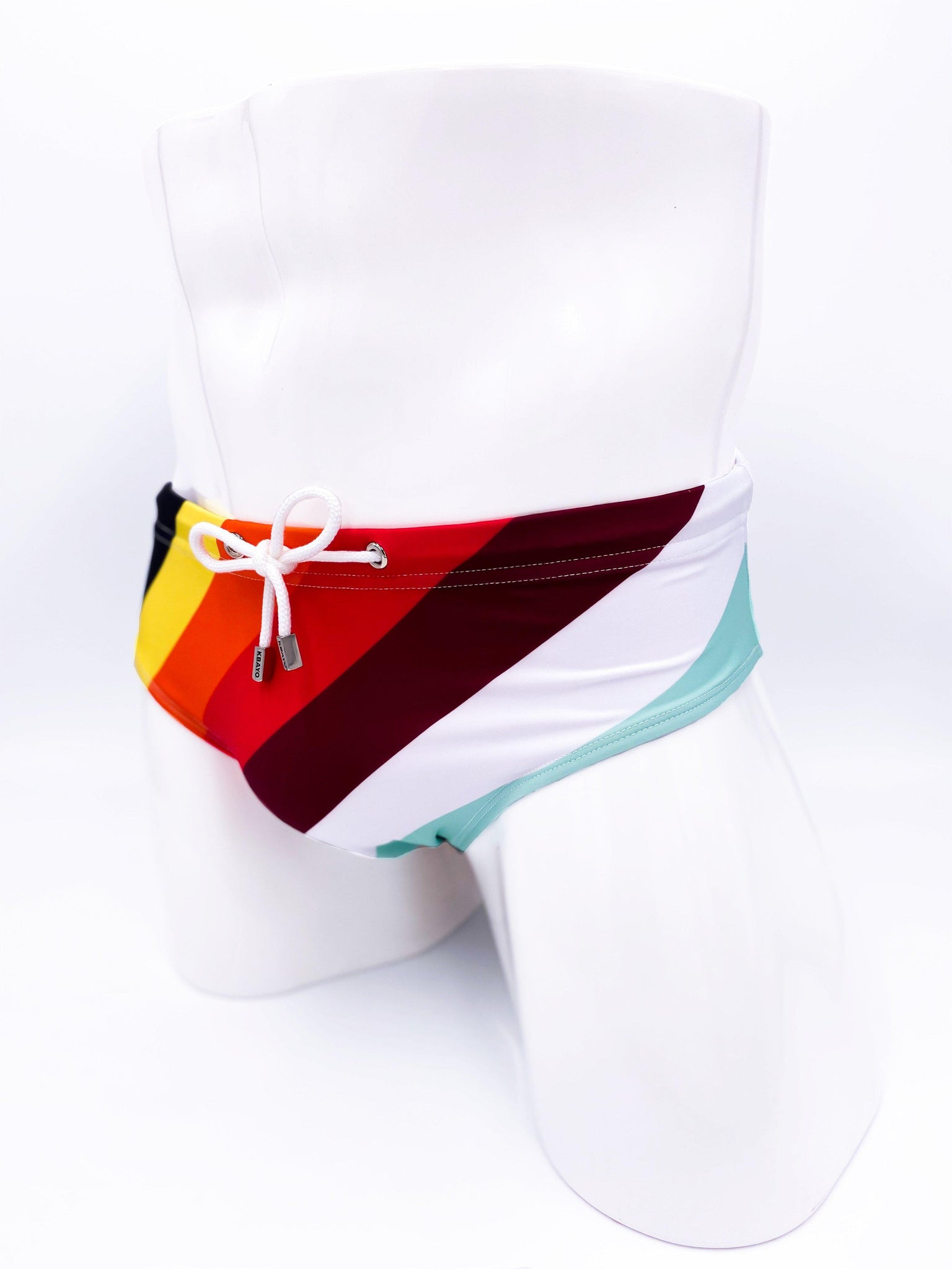 The Victor Swimsuit Brief