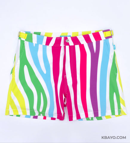 The Wynwood Shorts | SHORTS | KBAYO | OUTFAIR