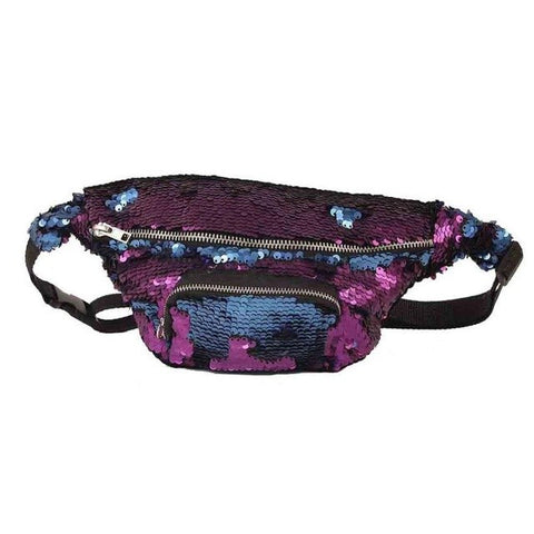 Shoulder Bag Casual Waist Bag Fanny | ACCESSORIES | Turquoise Chloe | OUTFAIR