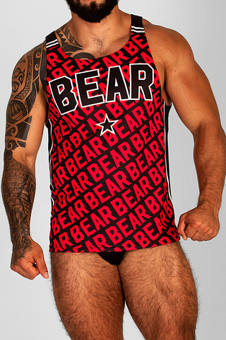BEAR 2020 TANK TOP | TANK TOP | ESTEVEZ | OUTFAIR