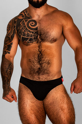 FREEDOM BLACK UNDIES/SWIMSUIT | UNDERWEAR | ESTEVEZ | OUTFAIR
