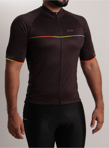 COLOR RUN - Mens Cycling Jersey