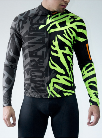BLACK PANTHER - Mens Cycling Jersey