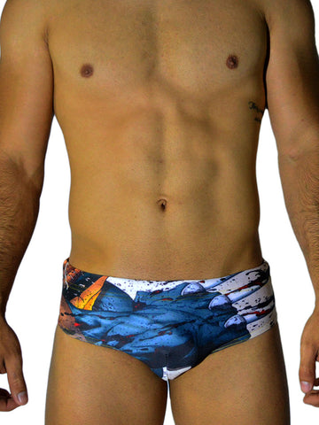 WOLVERINE BRIEFS | SWIMWEAR | BATTYSTA | OUTFAIR
