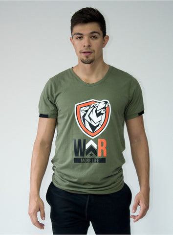 TEAM WOLF T-SHIRT | TSHIRT | MORE LIFE | OUTFAIR
