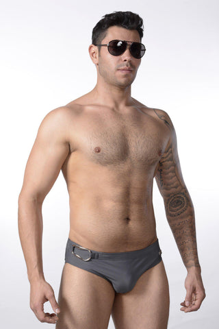OUTFAIR Grey Celebrity Brief |  SWIMWEAR | INDECENT EXPOSURE | OUTFAIR