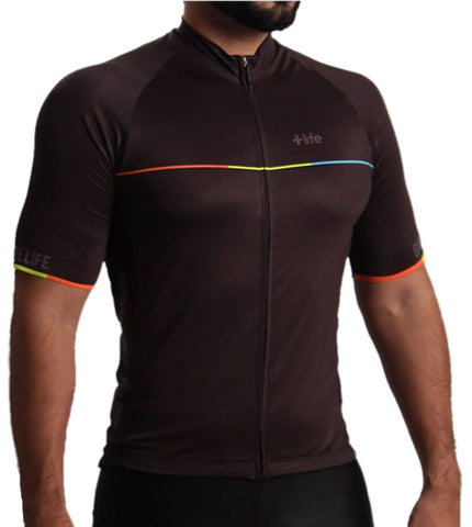 COLOR RUN - Mens Cycling Jersey | CYCLING JERSEY | MORE LIFE | OUTFAIR