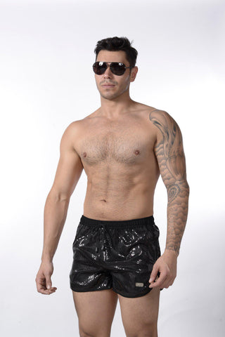 Discotheque Shorts | SHORTS | INDECENT EXPOSURE | OUTFAIR | outfair.myshopify.com