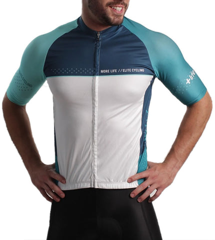 ELITE CYCLING - Mens Cycling Jersey |  CYCLING JERSEY | MORE LIFE | OUTFAIR