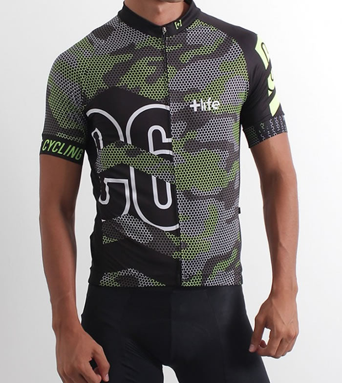 BLACK ARMY - Mens Cycling Jersey
