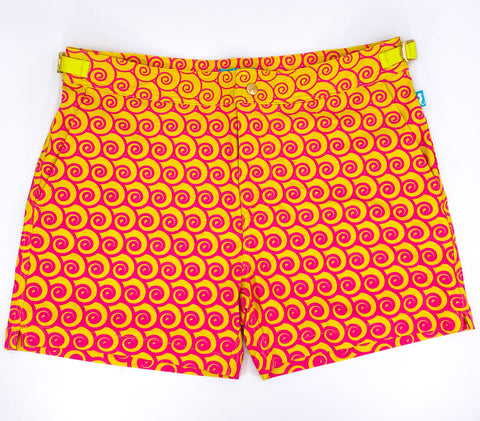 Tequila Sunrise Shorts | SHORTS | KBAYO | OUTFAIR