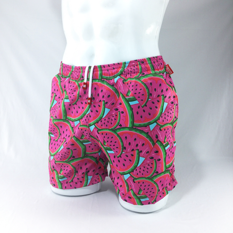 SUPERFRESH WATERMELON SHORTS